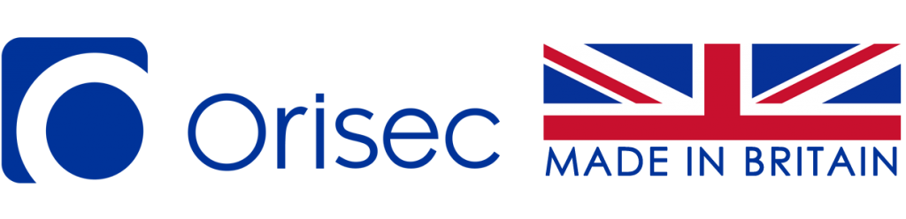 Orisec made in Britain